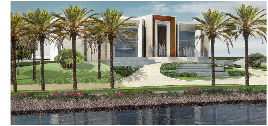 Parco giardino privato lf studio - Progetto giardino privato ...